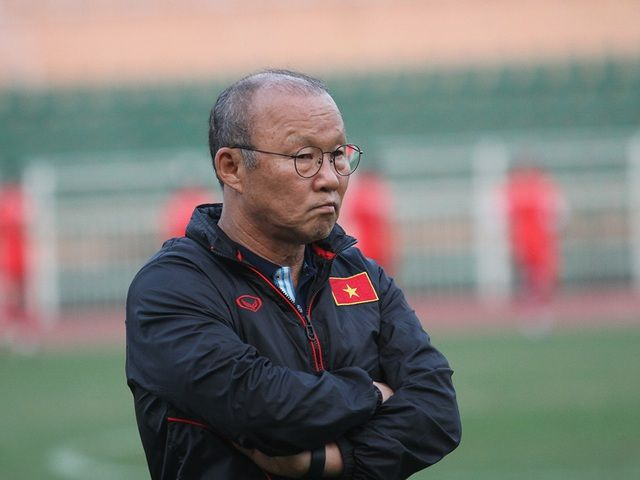 Coach Park Hang-seo talked about the contract with the VFF, emphasizing the beginning of next year 2