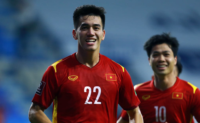 FIFA homepage dedicates something special to Vietnam after the miracle of the 2022 World Cup qualifiers 3