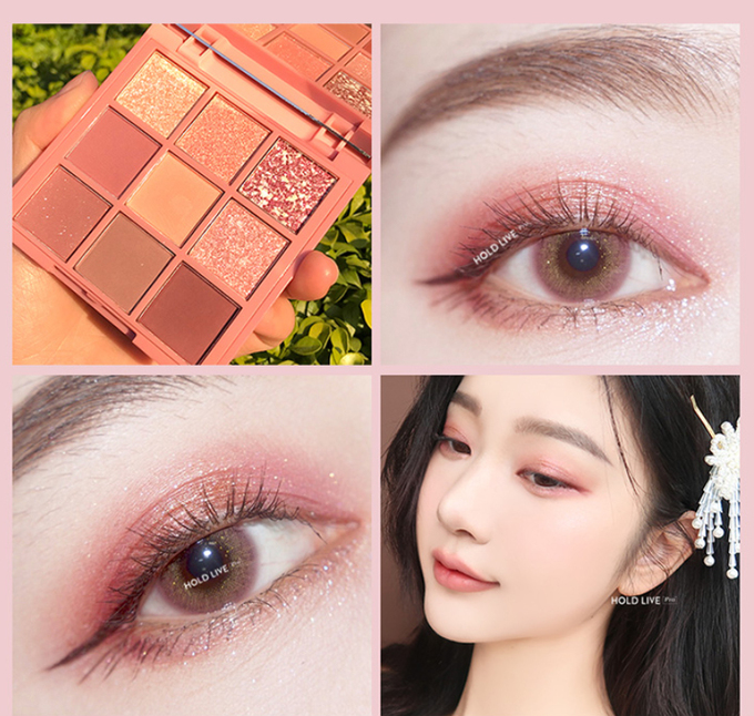 Super pretty shimmer eyeshadow is fascinated by hot Tik Tok in China 3