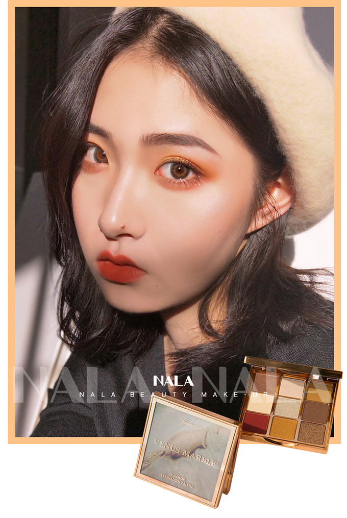 Super pretty eyeshadows are loved by hot Tik Tok in China 9