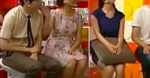 The clip of Yangtze constantly touching Dang Luan's thigh was revealed, making netizens