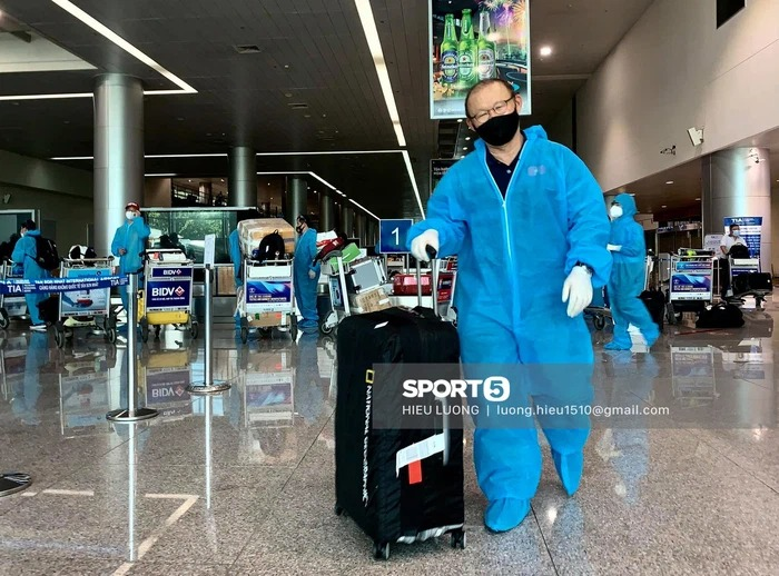 3 Indonesian players infected with Covid-19, the Vietnamese team returned to quarantine for 7 days in Ho Chi Minh City 6