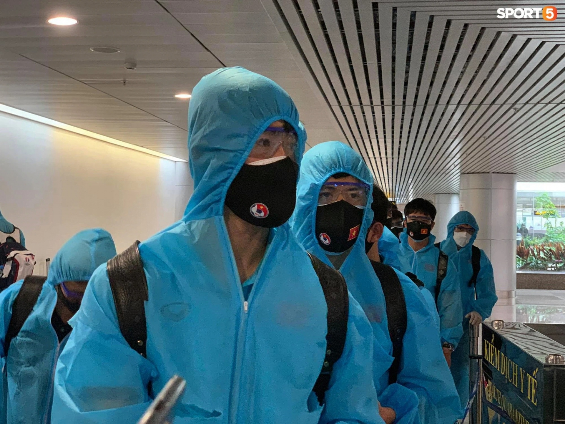 3 Indonesian players infected with Covid-19, the Vietnamese team returned to quarantine for 7 days in Ho Chi Minh City 7