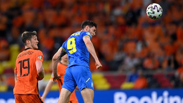 Comment on the match Ukraine vs North Macedonia, 20:00 on 17/06 2
