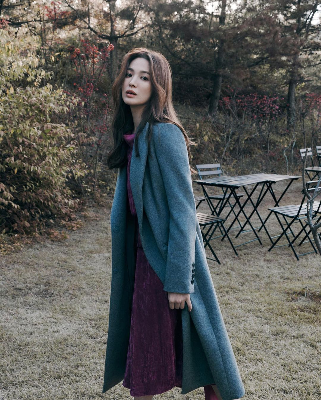 Song Hye Kyo 'became charming' with young love after divorce Song Joong Ki 2