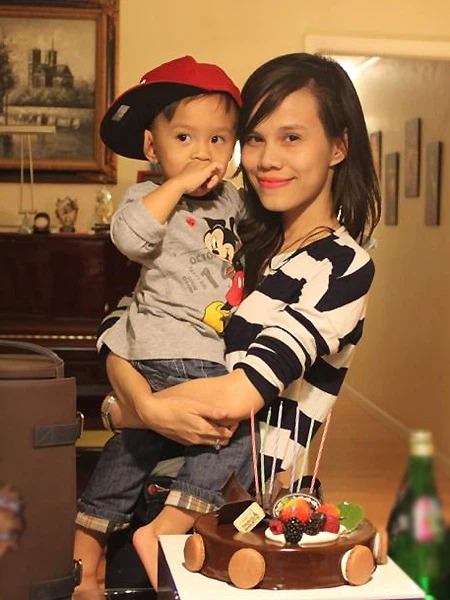 The woman who gave birth to Ngo Kien Huy received great joy after nearly 10 years of leaving Vietnam because of the noise 3