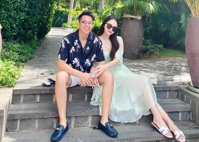 Matt Liu continues to have a strange move after the question of breaking up with Huong Giang