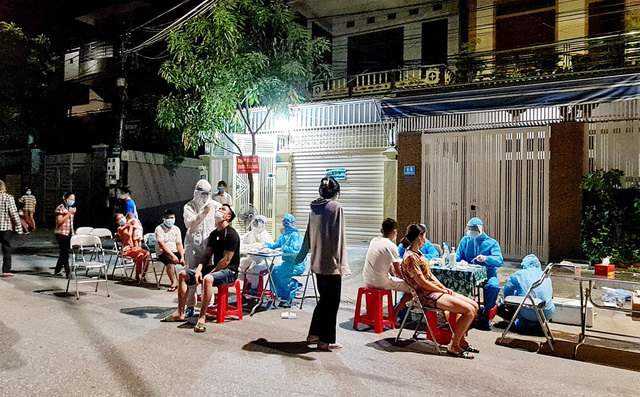 Nghe An disinfects the entire city of Vinh in 3 days after social distancing 2