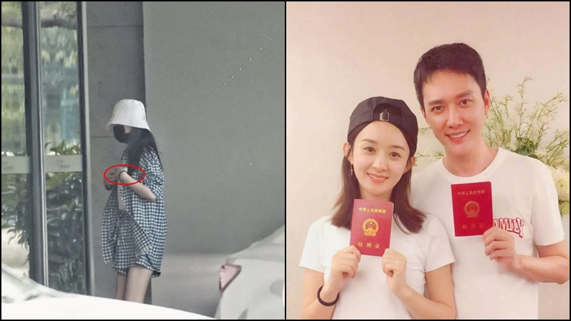Not 'stepping back' on Duong Mich, Trieu Le Dinh decided to give up her job to take care of her children