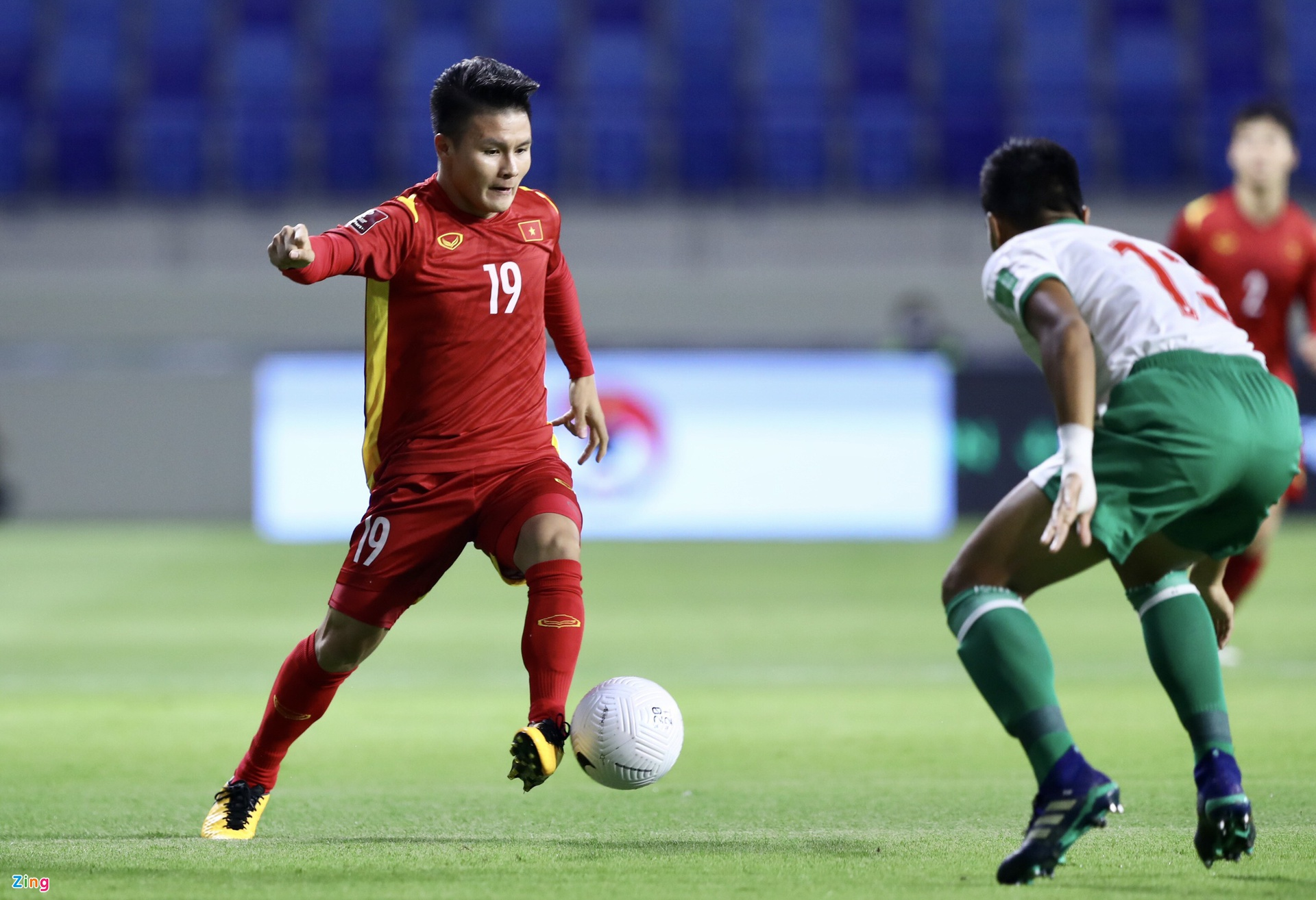 3 Indonesian players infected with Covid-19, the Vietnamese team returned to quarantine for 7 days in Ho Chi Minh City 1