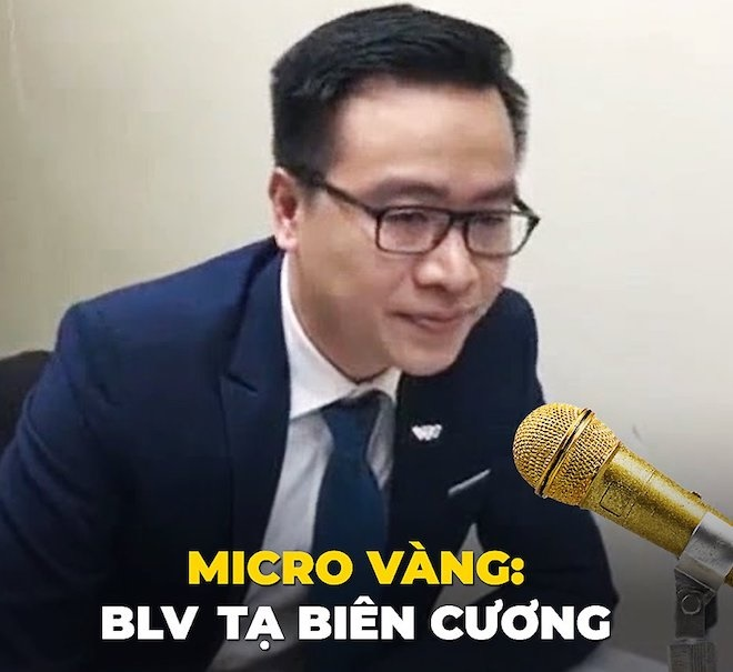 BLV Ta Bien Cuong was criticized by netizens for sinking the UAE to the bottom, listening to it, I just wanted to turn off the TV 1
