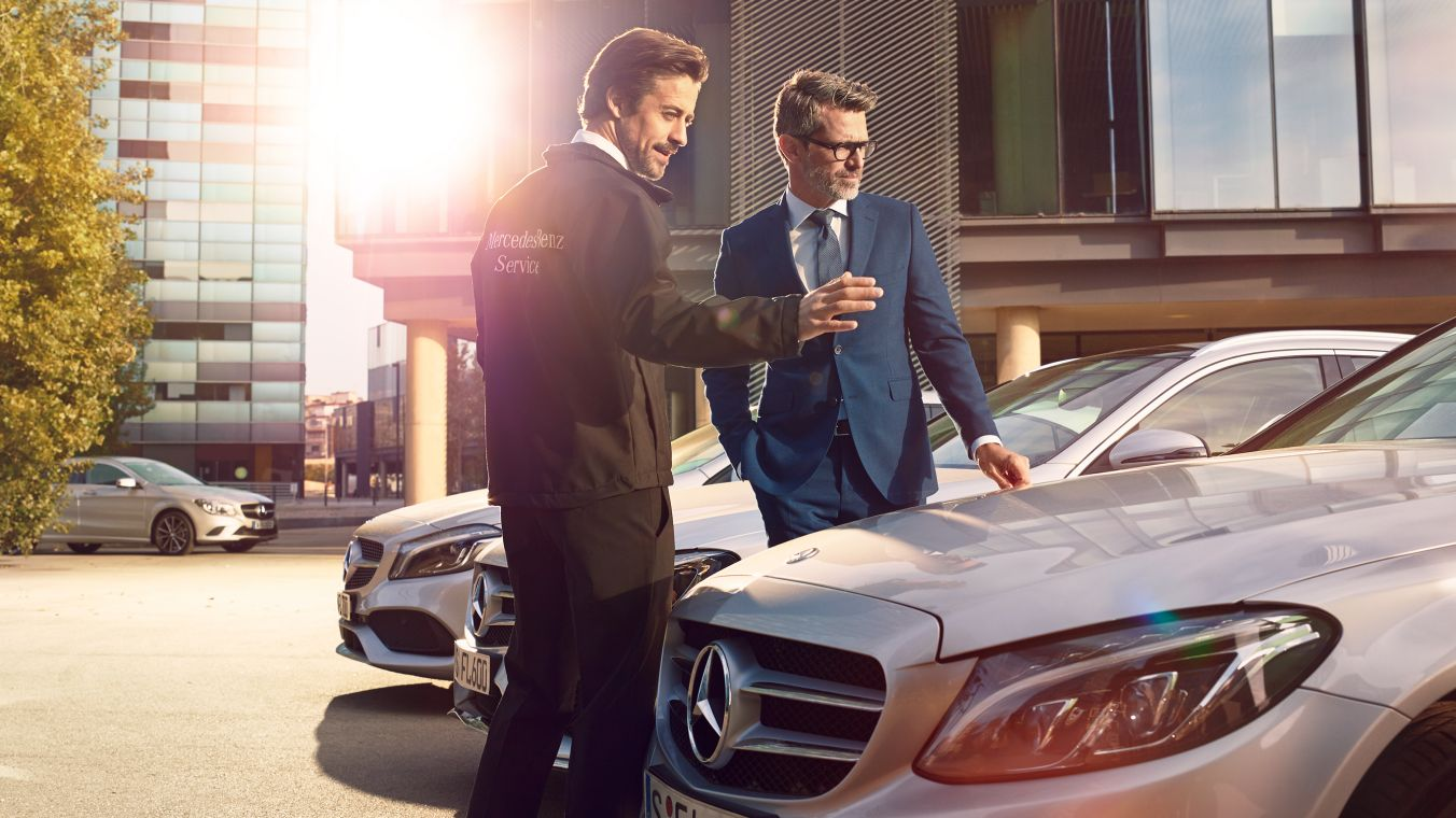 Buying a Mercedes is expensive, raising a Mercedes is equally scary 4
