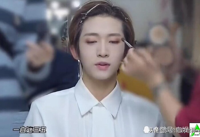 Cuc Tinh Y's 'Heir' called Luu Vu's name: Put all the powder on his face, don't dare to leave his face bare on the street 5