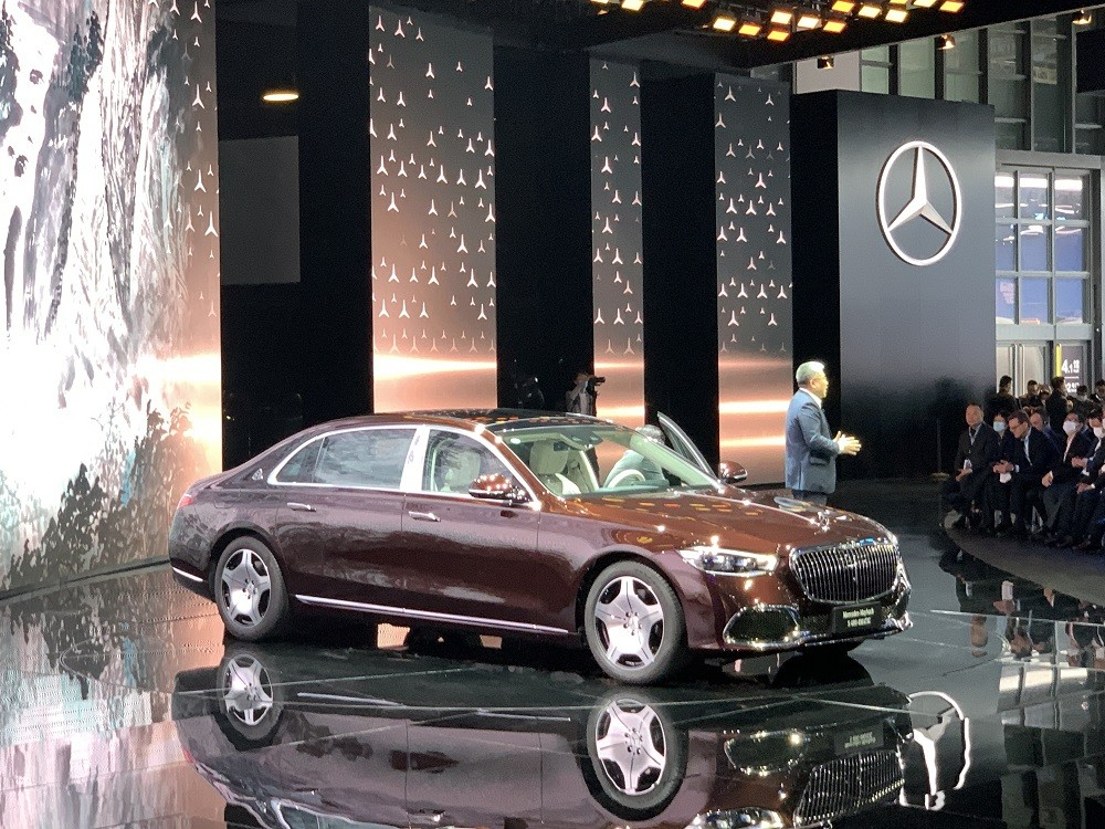 Examining the cheapest version of the Mercedes-Maybach line: Is the low price still luxury?  first
