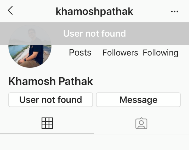 Friendship test tip: How to know if you have a 'block' on Instagram 2