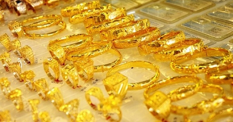 Gold price list today on May 31: Slightly increased on the first day of week 1