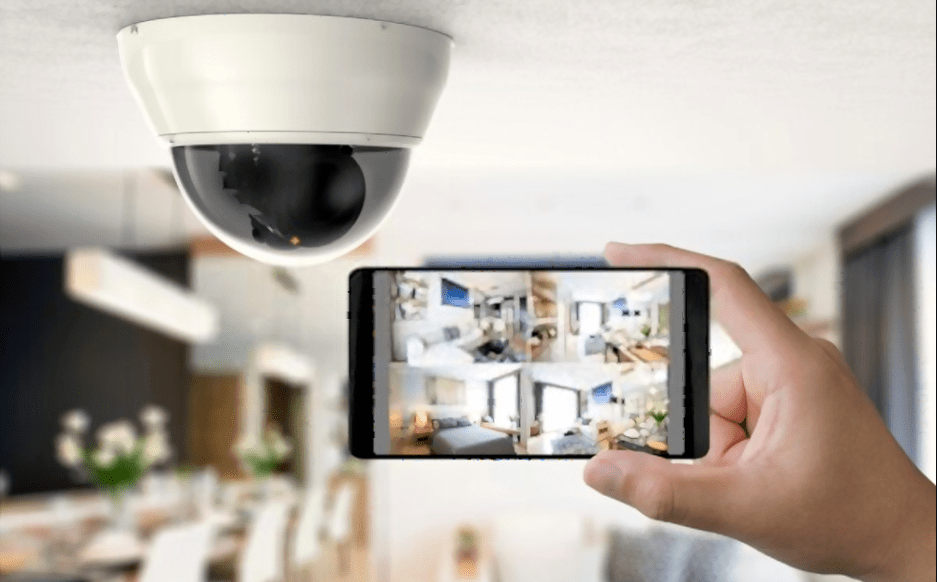 Immediately check the home camera system, chances are you have become a victim of a hacker!  4