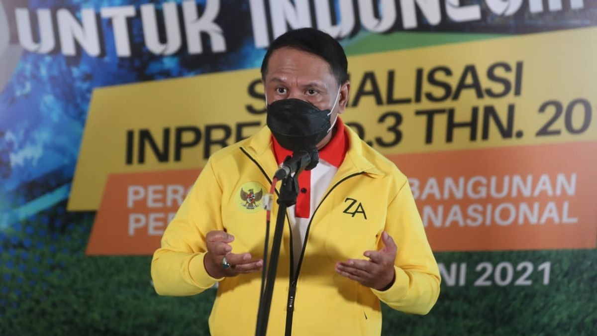 Indonesian Minister: 'Please don't mock the players, their mentality is immature' 1'
