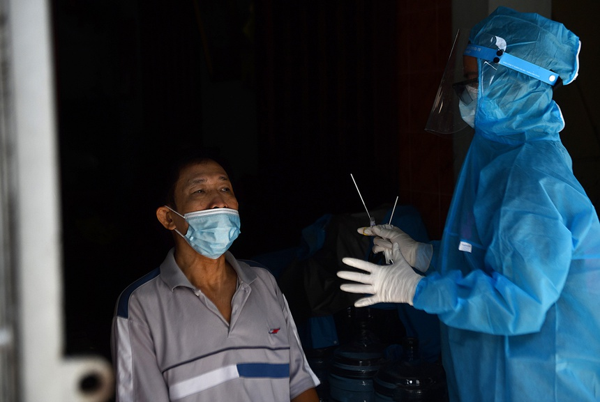 Ironically neglecting Ho Chi Minh City, which is straining against the epidemic, Mr. Doan Ngoc Hai responded harshly 1
