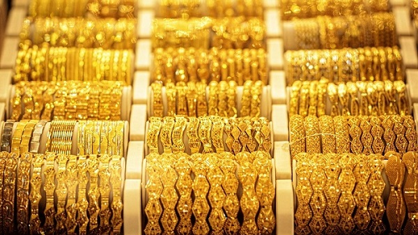 The latest gold price list today on June 9: Under strong downward pressure 1