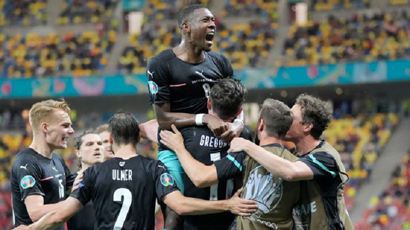 Link to watch Dutch - Austrian football live: 'Windmill' is determined to fight for the top of table 1
