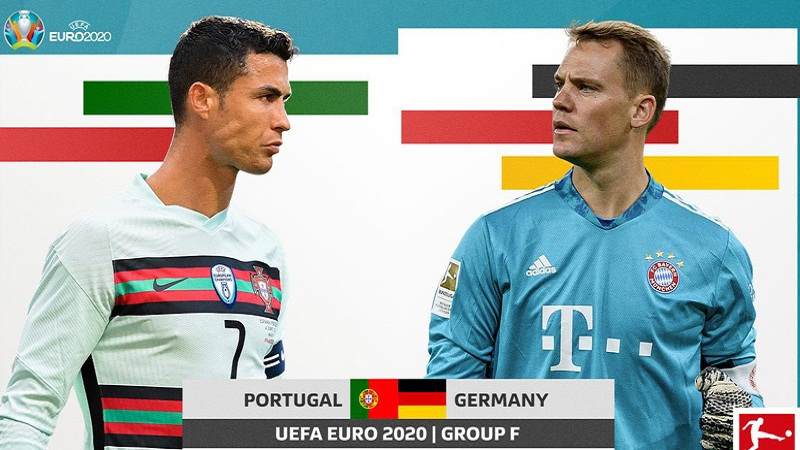 Link to watch live football Portugal - Germany: High-dose reagent for Ronaldo 1