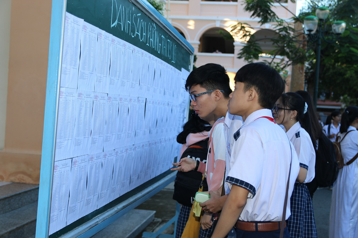 Look up the fastest and most accurate score of the 10th grade entrance exam in Quang Nam province in 2021 1