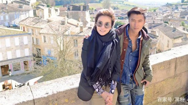 Nicholas Tse's reaction to rumors of marriage and having children with Vuong Phi 3