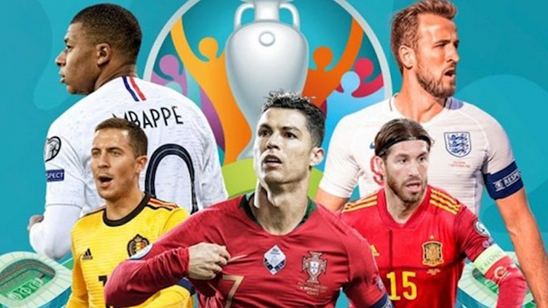 Odds of winning EURO 2020 after turn 1: The defending champion Portugal is underestimated by the bookie 1