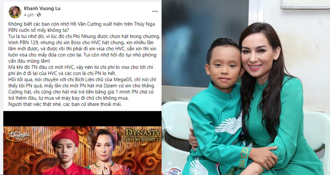 An acquaintance revealed about the real Phi Nhung in the midst of the noise with Ho Van Cuong 3