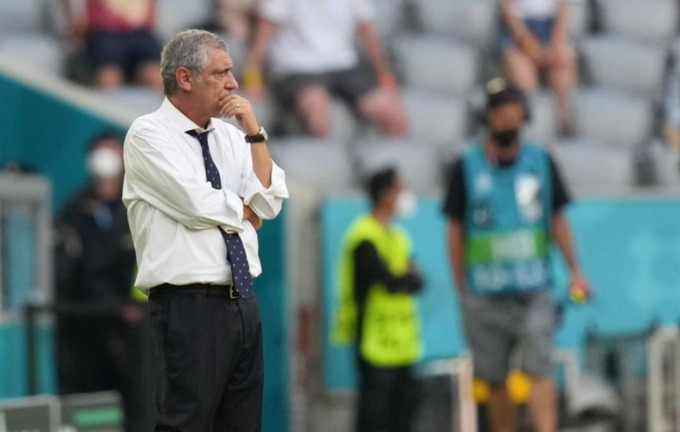 Portugal lost to Germany, coach Santos took full responsibility 1