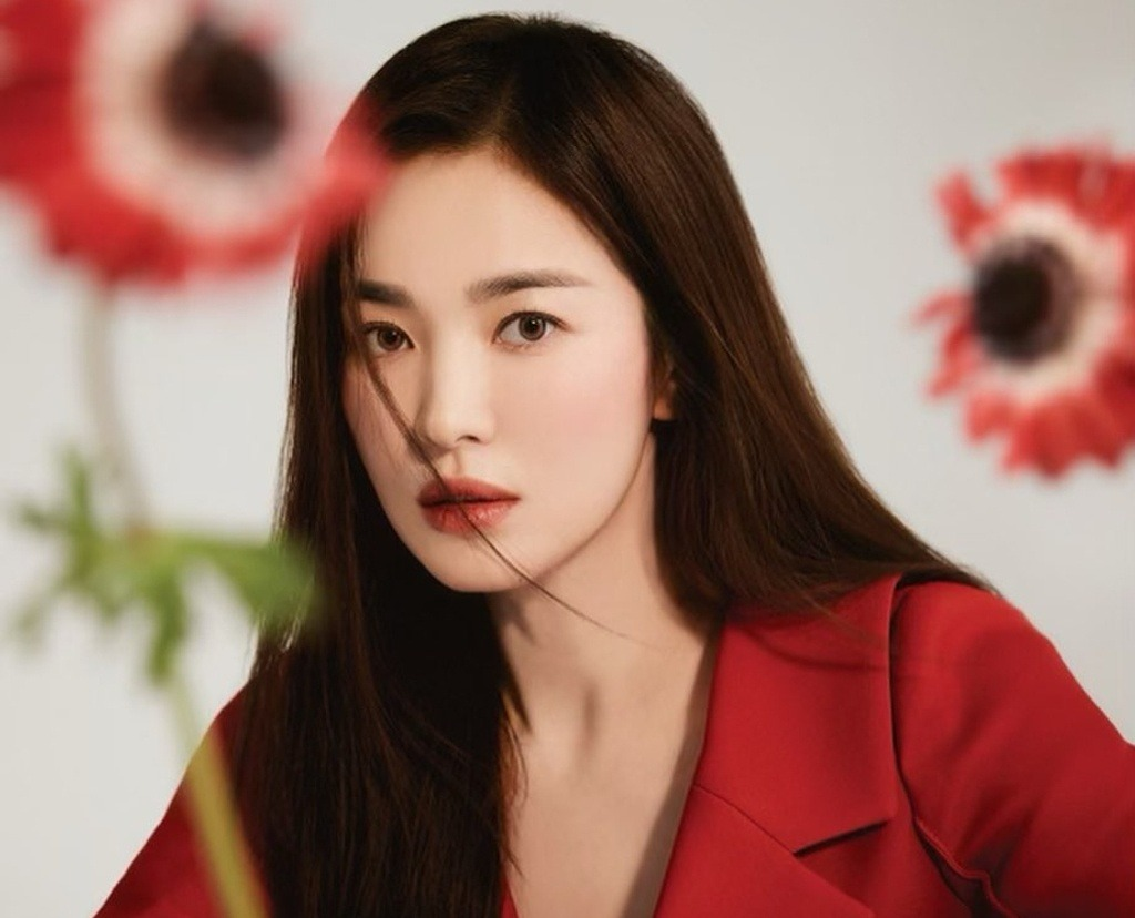 Song Hye Kyo 'collects' fanboys of all male gods Cbiz: Duong Duong forgot to eat and sleep 1