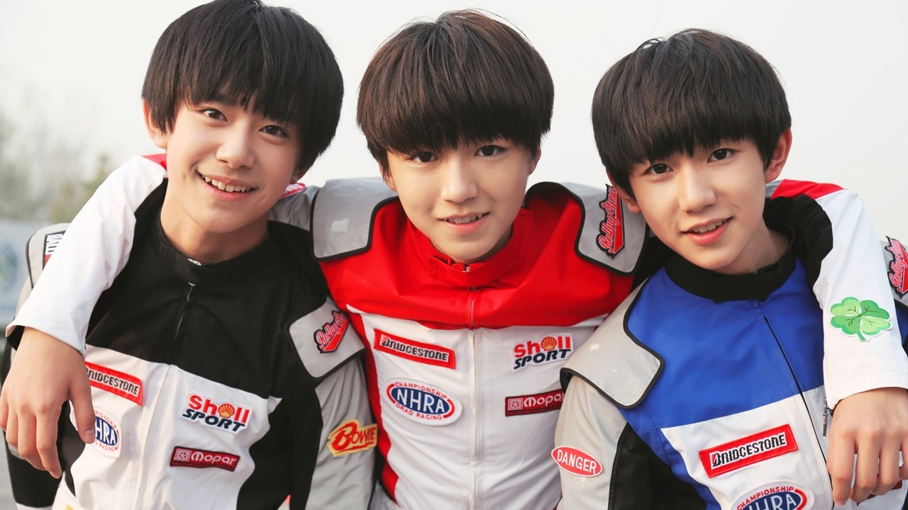 TFBoys will officially announce 'everyone's way' next week?  first