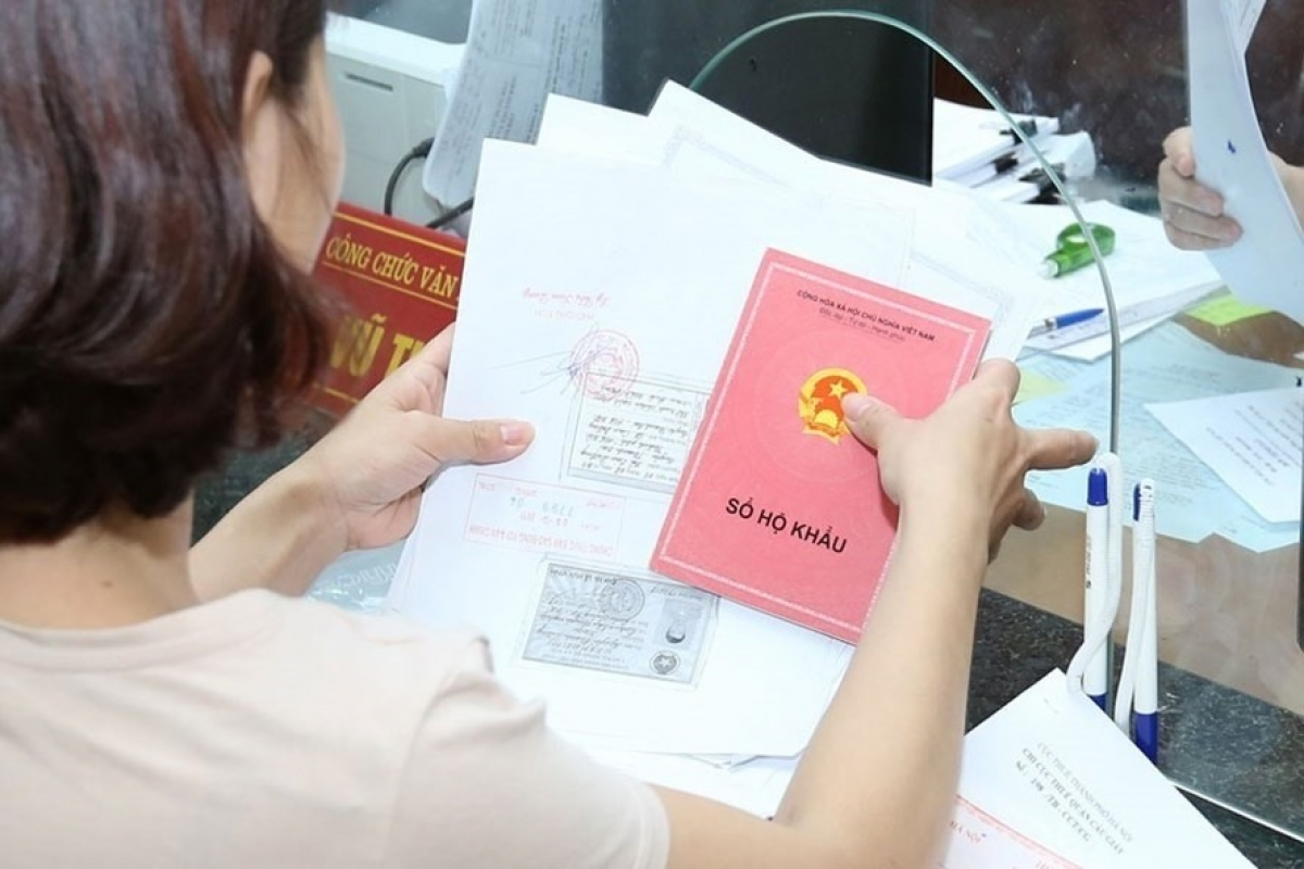 The Ministry of Public Security guides the cases in which paper household registration books will be revoked from July 1