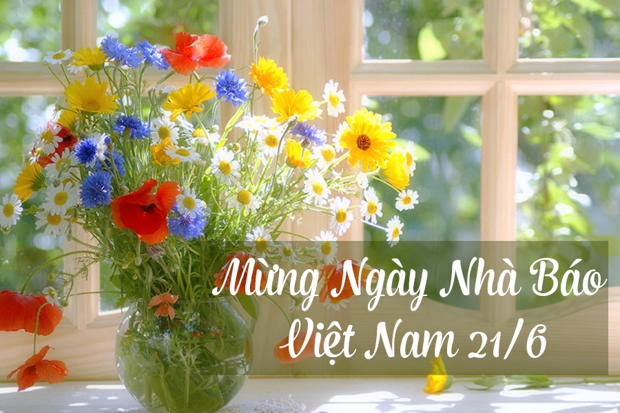 The best and most meaningful wishes for Vietnamese journalist's day June 21