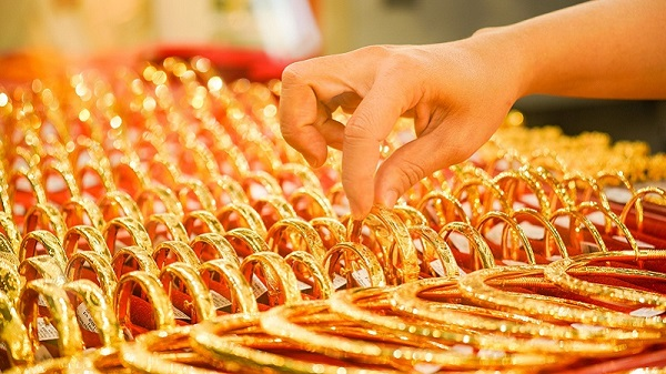 The latest gold price list today on May 29: Simultaneously increased slightly by 1