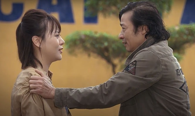 The upcoming image of 'Flavor of friendship': Long and Nam become more and more emotional, Mr. Sinh accepts his child in tears 1
