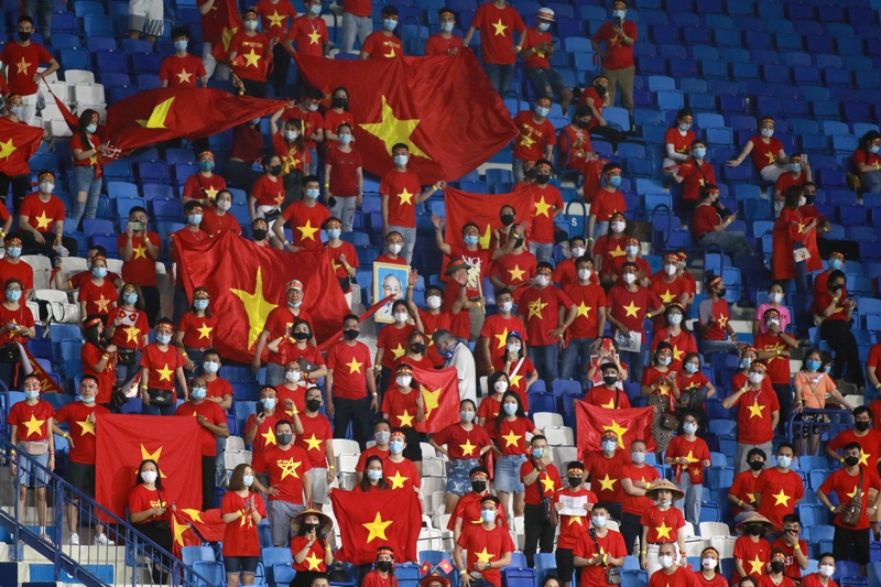 Vietnam Tel dreams of World Cup miracles: The host of the UAE plays tricks, cutting off the source of the power of Mr. Park's teachers and students.
