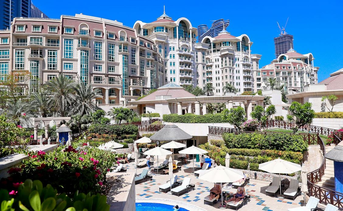 Vietnam Tel's accommodation in paradise Dubai: 5-star standard, the most luxurious and luxurious 1