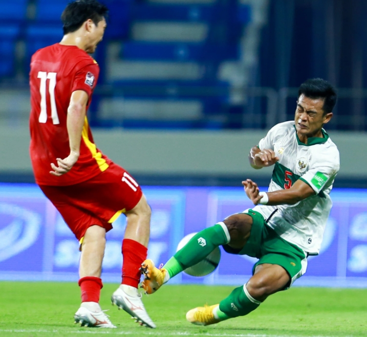 Vietnam vs UAE lineup: Coach Park Hang-seo eliminated Tuan Anh, locking players out in the last match 2 trận