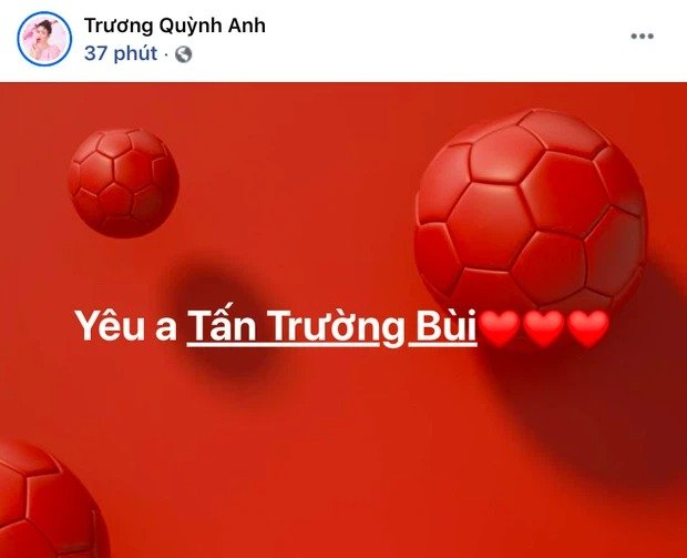 Vietnamese star news December 6: Truong Quynh Anh 'confessed' to Bui Tan Truong, FB HH Thu Thuy had a post 1 week after she passed away
