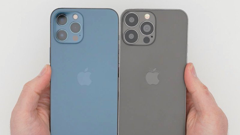 iPhone 13 Pro Max revealed with a significantly larger rear camera cluster than its predecessor 1