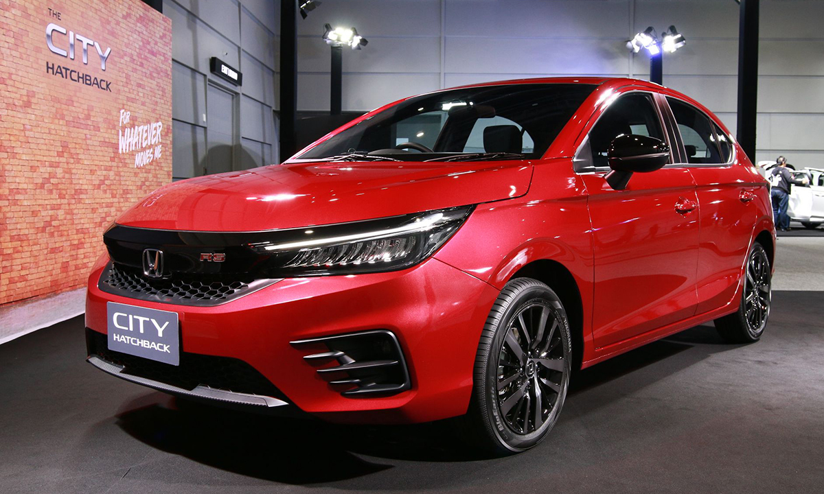 Check out the popular car models coming to Vietnamese customers in the near future 5
