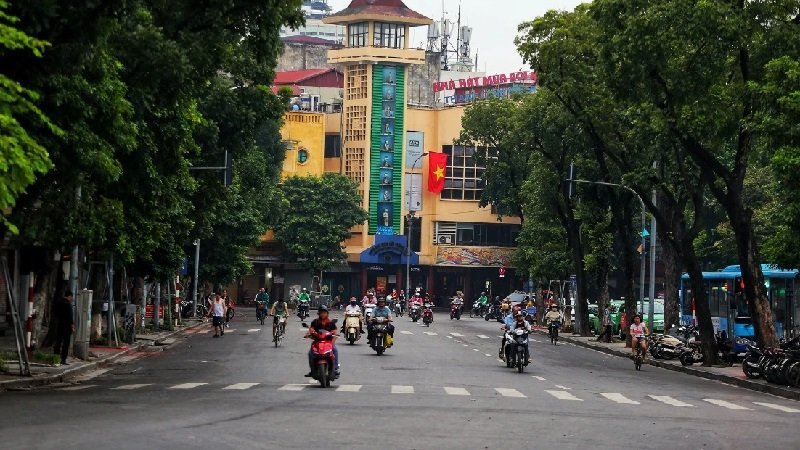 Weather forecast August 26: Showers and thunderstorms early in the morning in Hanoi, cool weather 1