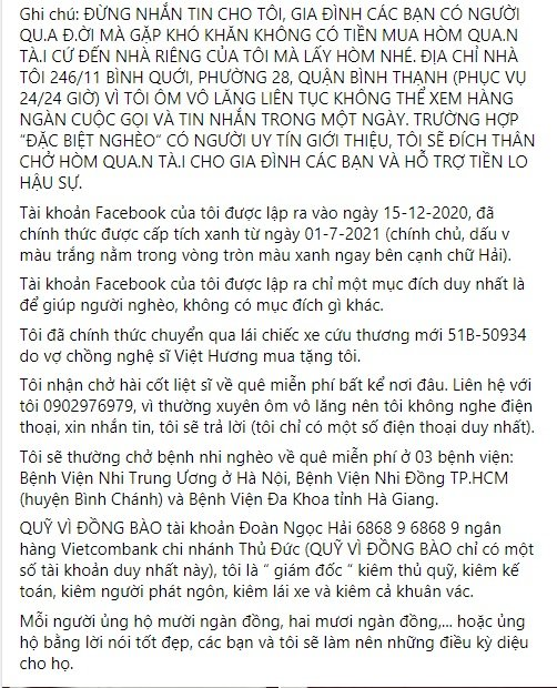 Mr. Doan Ngoc Hai answers questions about 17 pages of statement 2
