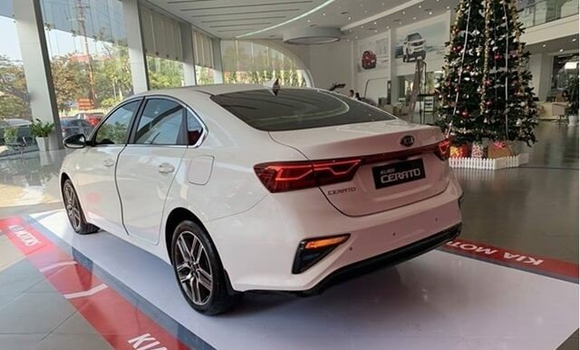 9 major differentiating factors between Kia K3 compared to the old Cerato: Despite the increased price, it is still extremely quality 4
