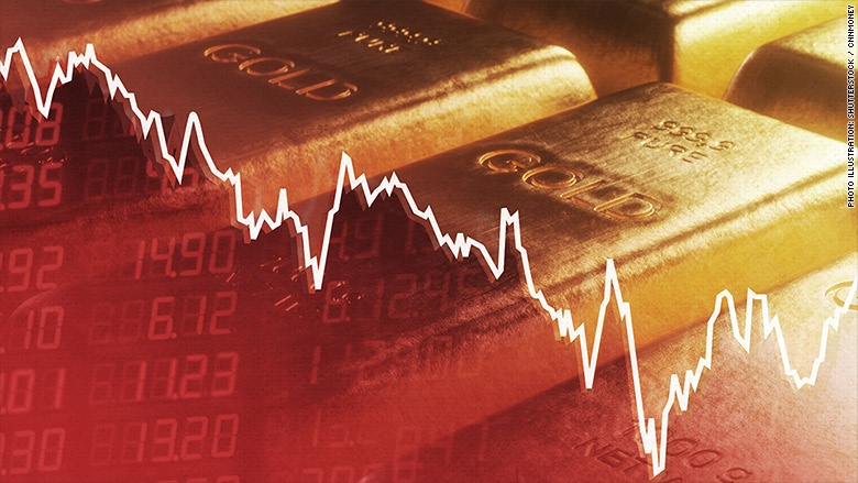 Gold price today September 27: Plunging right in the first session of week 2