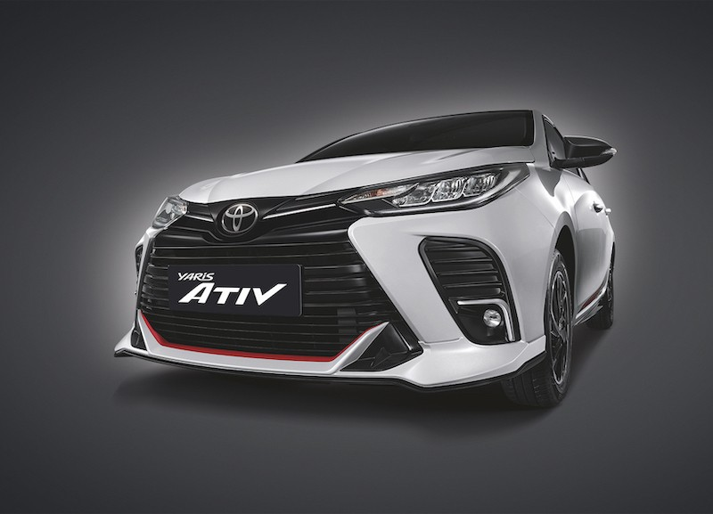 The latest Toyota Vios has been revealed: Refining the exterior, adding 2 equipment