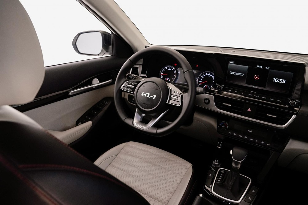 Kia Seltos suddenly adjusted its selling price for the third time in 2021 4