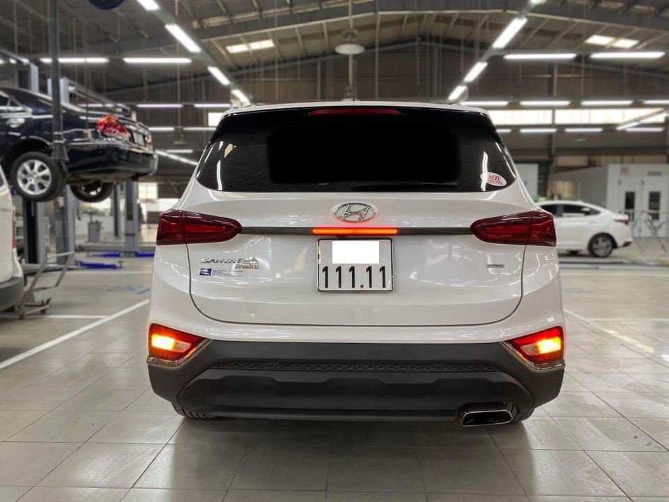 Santa Fe for sale is 'boring' for more than 50,000, car owners still have money to buy the latest version in 2021 3